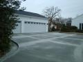 3 car garage custom addition