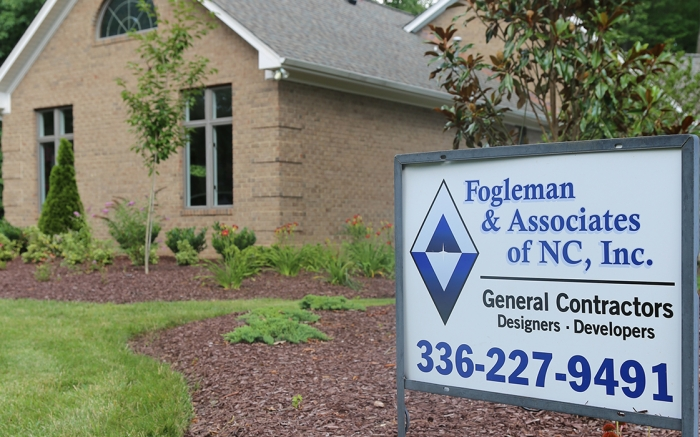 Custom home building remodel renovation burlington for Home builders in burlington nc