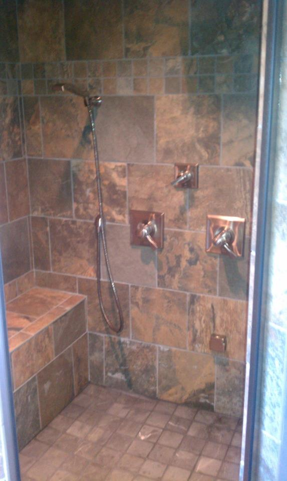 Bathroom Renovation Project in Greensboro, NC