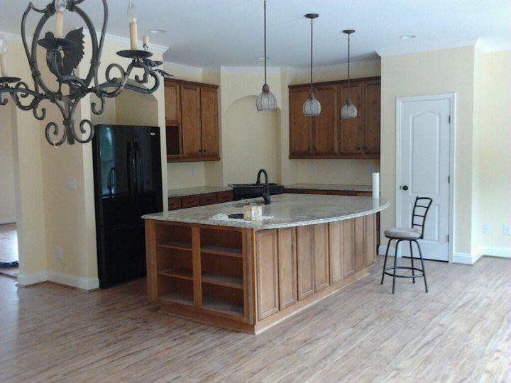 small kitchen renovation burlington nc